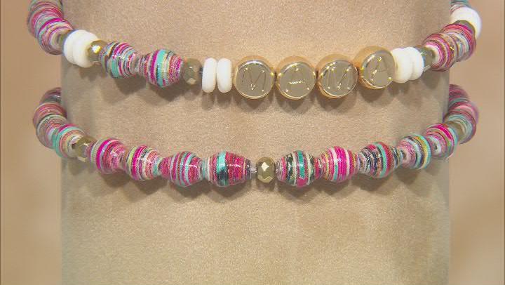 Akola Mama Bracelet Set of 2