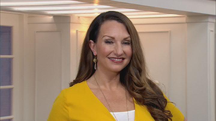 Crystal Quartz & Aventurine 18k Yellow Gold Over Brass Earrings