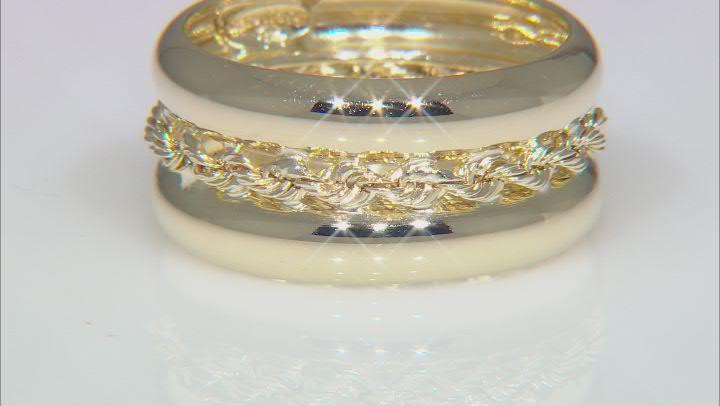 10k Yellow Gold Band Ring