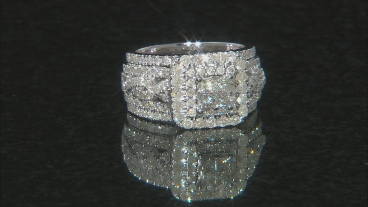 Diamond Bridal Set 10k White Gold 2.00ctw.