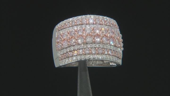 White Diamond 14K White Gold Ring 1.93ctw