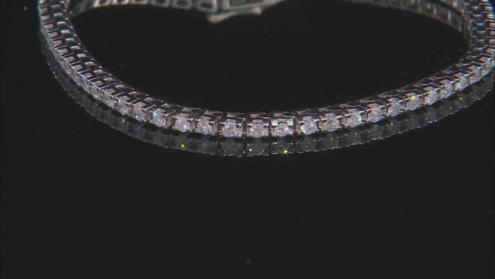 White Diamond 14K White Gold Tennis Bracelet 2.00ctw
