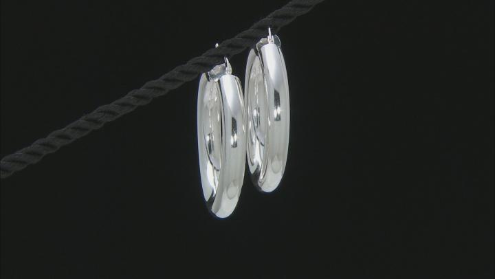 Sterling Silver Solid Earrings