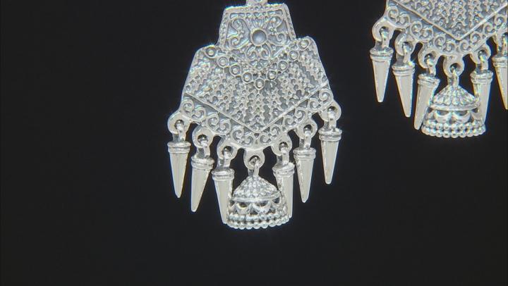 Sterling Silver Dangle Earrings