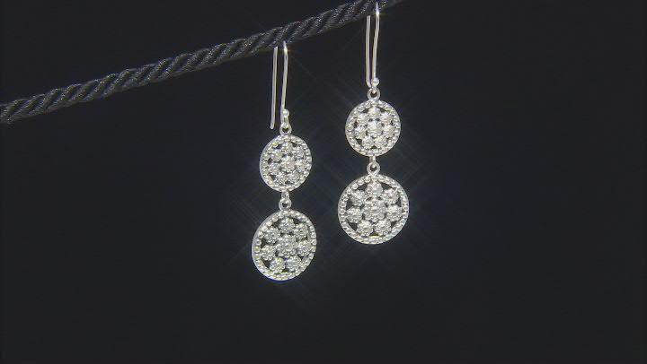 Sterling Silver Textured Earrings