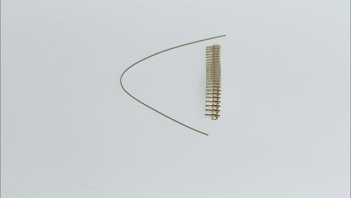 Heart 14k Gold Gallery Wire 3