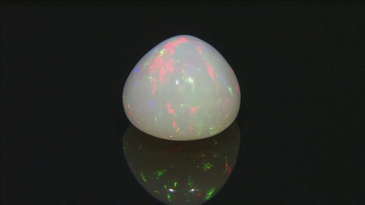 Ethiopian Opal 22x17mm Oval Cabochon 21.02ct
