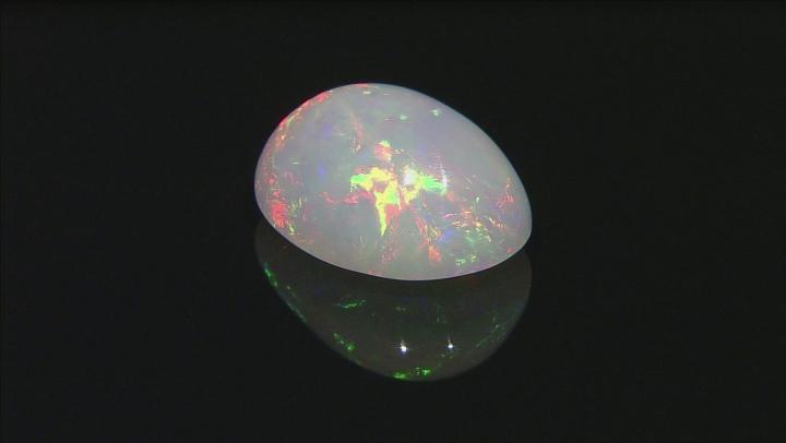 Ethiopian Opal 22x16.5mm Oval Cabochon 16.94ct