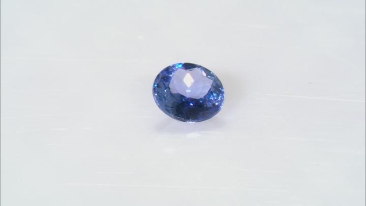 Tanzanite 6.5mm Round 0.85ct
