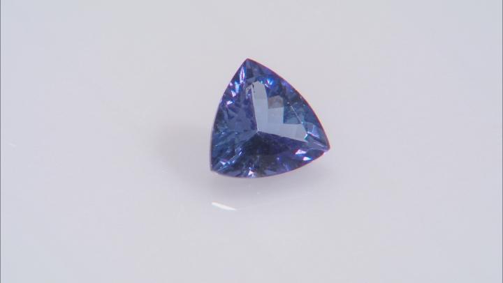 Tanzanite 6mm Trillion 0.75ct