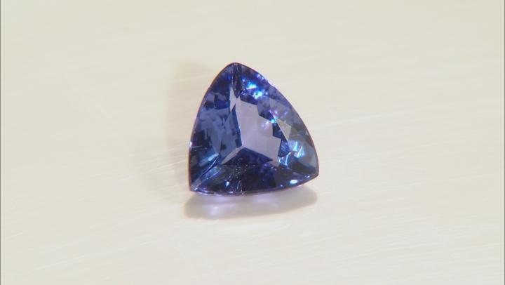 Tanzanite 8mm Trillion 1.50ct