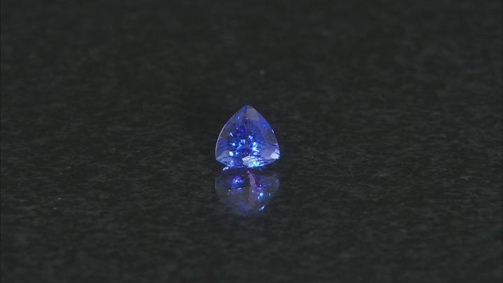 Tanzanite 9mm Trillion 3.00ct