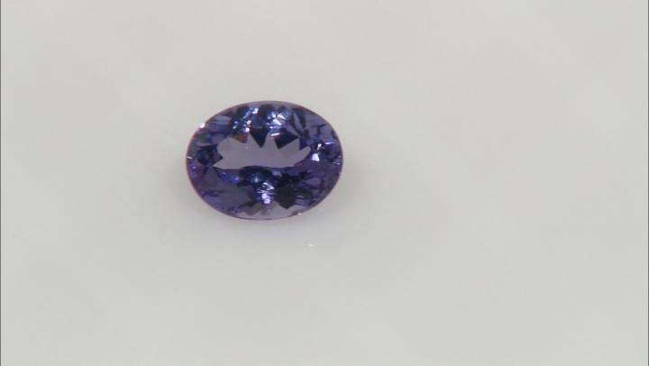Tanzanite 9x7mm Oval 2.00ct