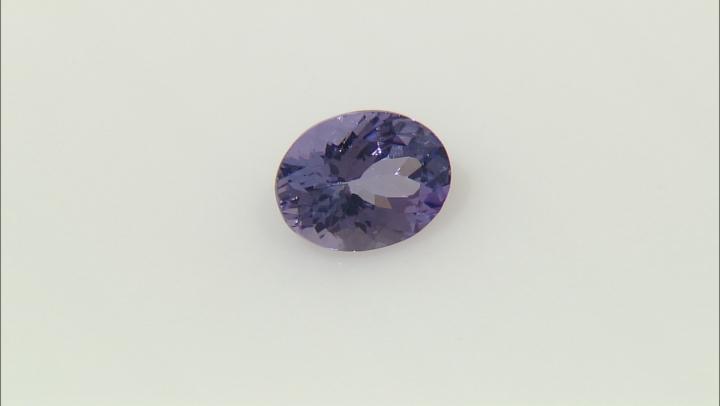 Tanzanite 8.5x6.5mm Oval 1.50ct