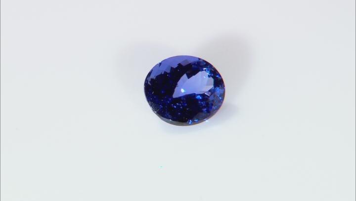 Tanzanite 10x8mm Oval 3.00ct
