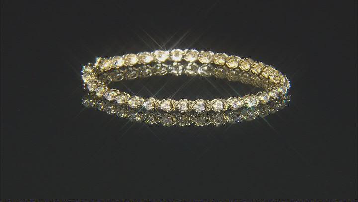 Candlelight Diamonds™ 10k Yellow Gold Tennis Bracelet 2.00ctw