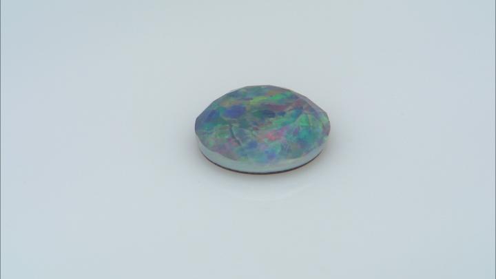 Australian Opal Triplet 12mm Round