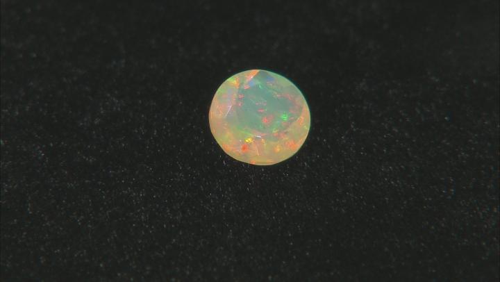 Ethiopian Opal 6mm Round 0.50ct