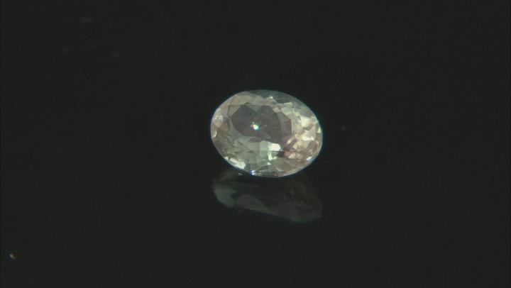 Green Sunstone 8x6mm Oval Minimum .90ct