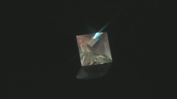 Green Sunstone 6mm Square Minimum .90ct