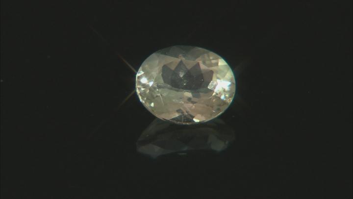Bi-Color Pastel Sunstone 10x8mm Oval Minimum 2.00ct