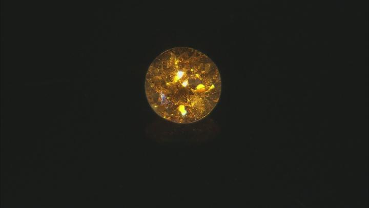 Spessartine Garnet 6mm Round 1.00ct