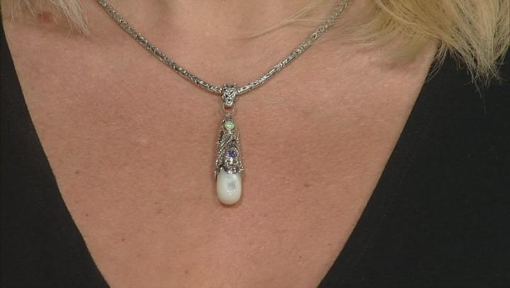 Sterling Silver Byzantine Chain