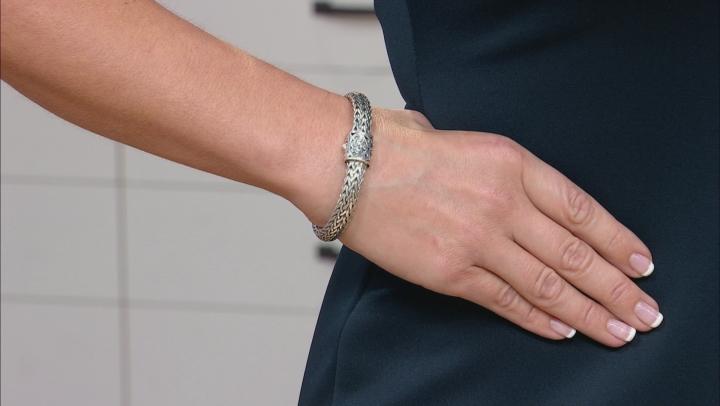 Sterling Silver Snake Chain Bracelet