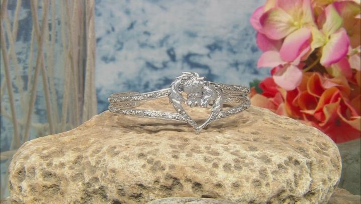 Sterling Silver Horse Bracelet
