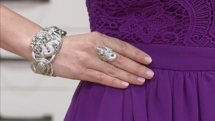 Sterling Silver Mermaid Ring