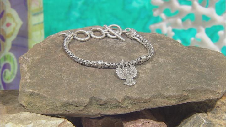 Sterling Silver Angel Bracelet