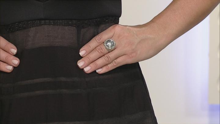 Sterling Silver Watermark Ring