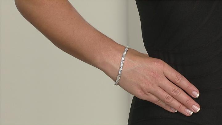 Cubic Zirconia Platineve Bracelet 23.57ctw (15.96ctw DEW)