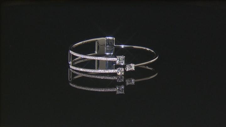 White Cubic Zirconia Platineve Bracelet 4.43ctw