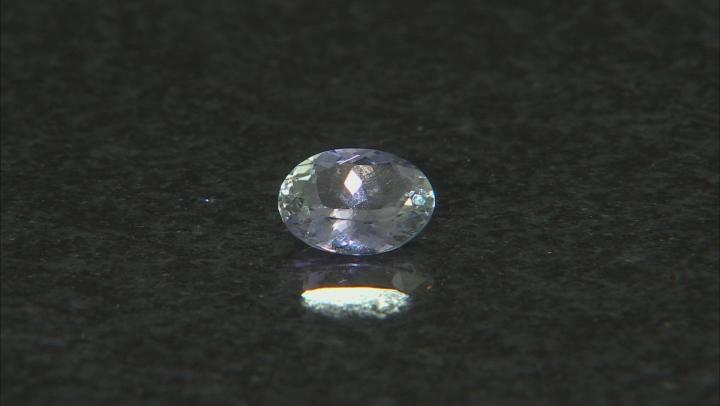 Tanzanite 11x9mm Oval 3.50ct