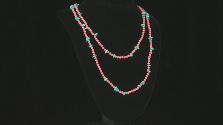 Turquoise Sleeping Beauty Necklace