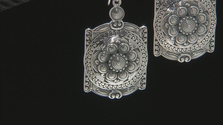 Global Destinations™ Sterling Silver Dangle Earrings