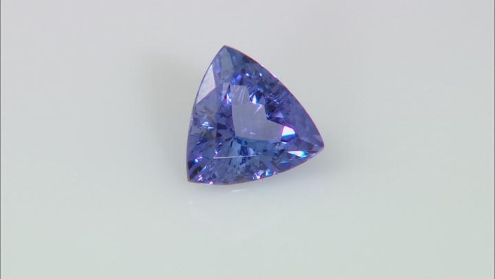 Tanzanite 2.46ct 9mm Trillion