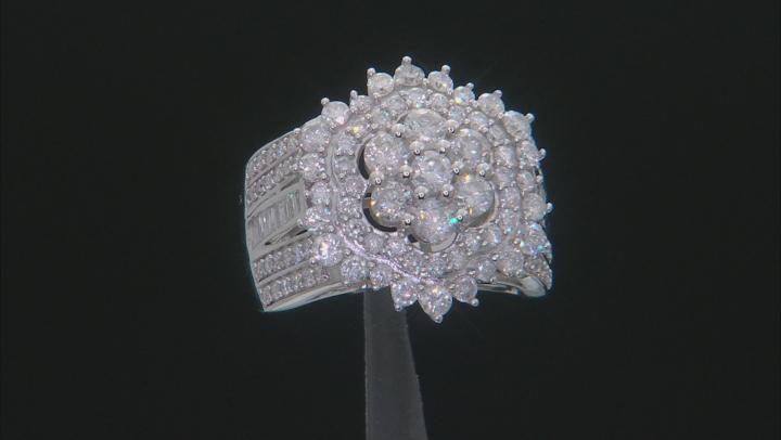White Diamond 10K White Gold 2.50ctw