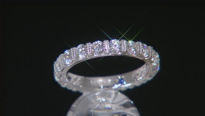 Vanna K ™ For Bella Luce ® 3.13ctw Platineve ™ Ring