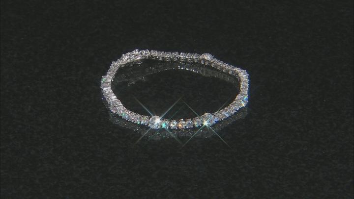 Cubic Zirconia Platineve Bracelet 14.04ctw