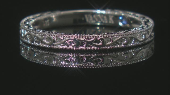 Platineve ™ Band Ring