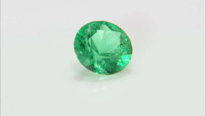 Emerald Ethiopia 8.5mm round 1.88ct